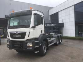 containersysteem vrachtwagen MAN TGS 33.470 6x4 BL-M containerhaak wb 3900 2020