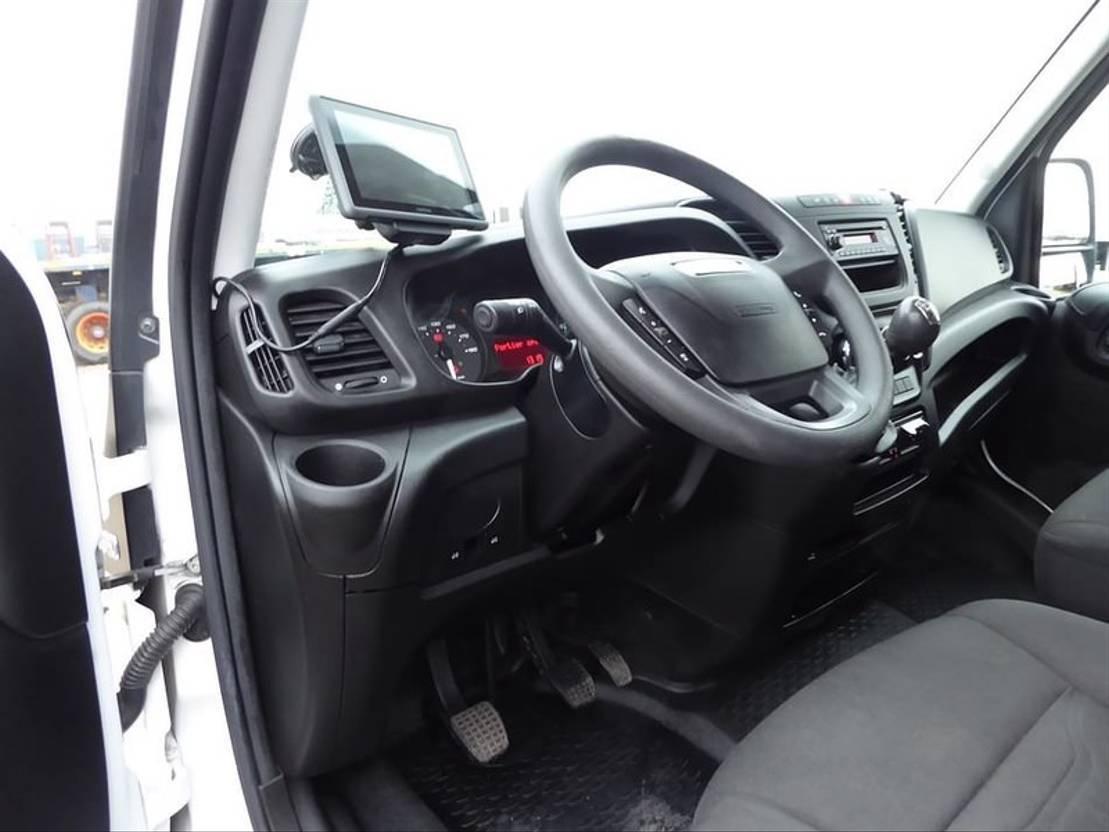 takelwagen bedrijfswagen Iveco DAILY40 C 150 cartransporter, 2014