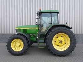 standaard tractor landbouw John Deere 7710 4WD 1997