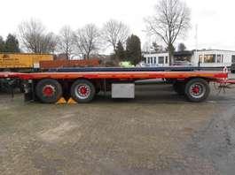 platte aanhanger vrachtwagen Viberte plateau 1999