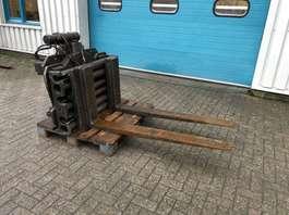 rotator Rotator + Spreider Heftruck, FEM 3  /  51 cm. Rotator, spreiden, Vorkenv...