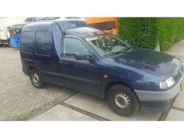 gesloten bestelwagen Seat INCA 1.9 SDI LIGHT VAN 2000