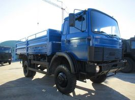 leger vrachtwagen Iveco 110-17AW   4x4    34.000 km !!! 1988