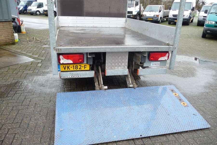 Mercedes-Benz - 310 2.2 CDI 366 DC laadklep 11