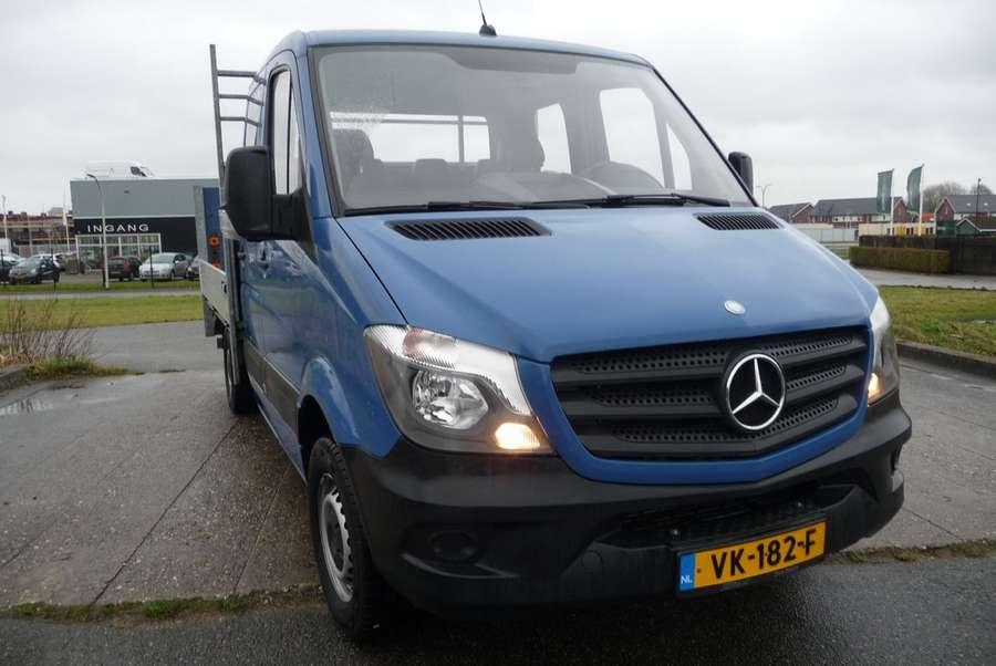 Mercedes-Benz - 310 2.2 CDI 366 DC laadklep 19