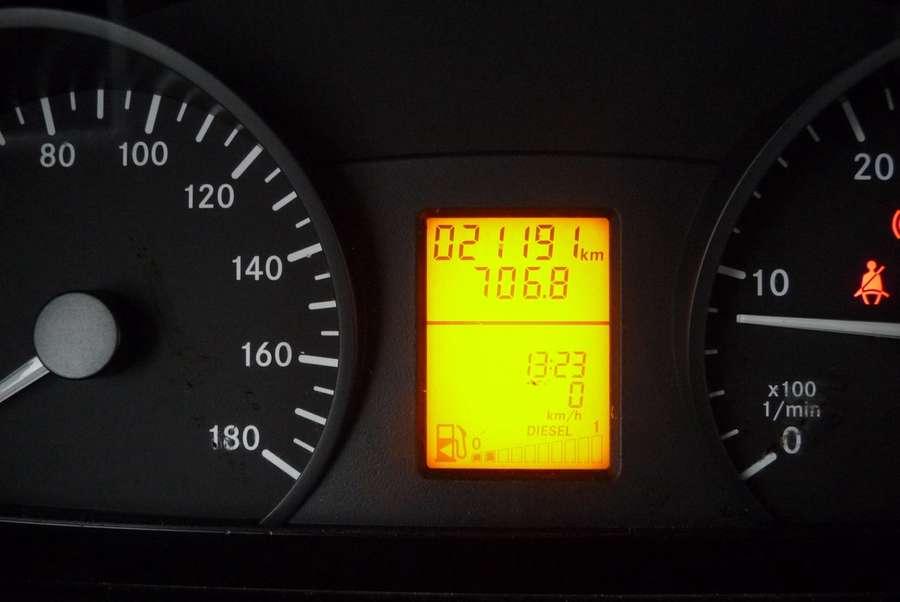 Mercedes-Benz - 310 2.2 CDI 366 DC laadklep 5