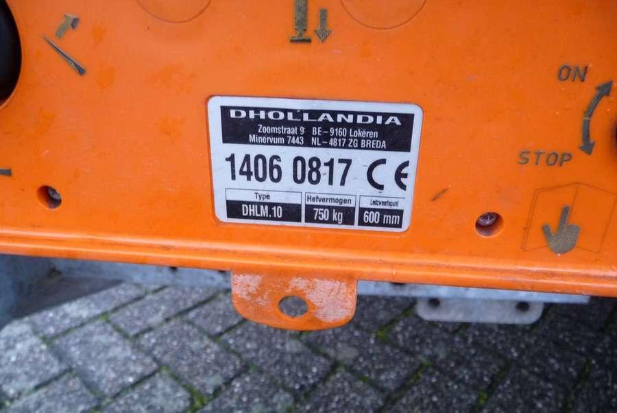 Mercedes Benz - Sprinter 310 2.2 CDI 366 DC laadklep 7
