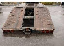 wissellaadbaksysteem vrachtwagen Hydrauliperä Peräluiska, hydraulinen