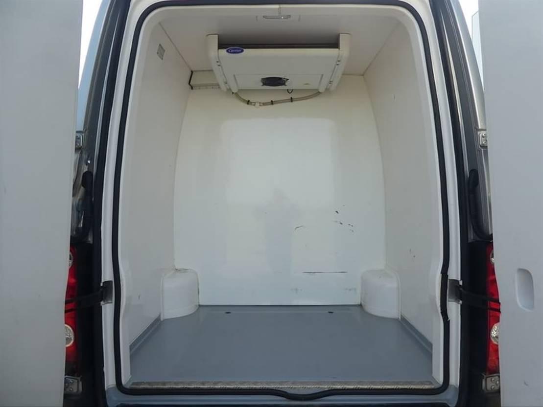 koelwagen bestelwagen Volkswagen CRAFTER 35 2.0 TDI maxi frigo carrier 2016