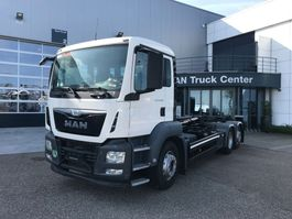 containersysteem vrachtwagen MAN TGS 26.360 6x2-4 LL 2014