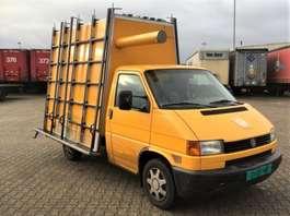 glasresteelwagen bedrijfswagen Volkswagen TRANSPORTER CC 1,0 2000
