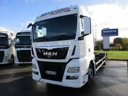 wissellaadbaksysteem vrachtwagen MAN TGX 4x2 2015