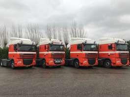 standaard trekker DAF 5x 2012 FT XF105.410 Euro5 2012
