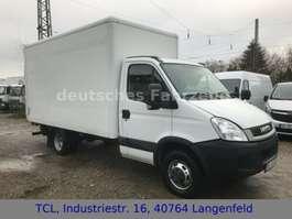 bakwagen bedrijfswagen Iveco C35C13 KOFFER  LBW DJ202