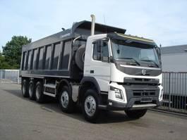 kipper vrachtwagen > 7.5 t Volvo FMX-500 - 10X4 MINES -KIPPER TRUCK - 100 TONS GVW 2014