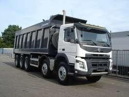 kipper vrachtwagen Volvo FMX-500 - 10X4 MINES -KIPPER TRUCK - 100 TONS GVW 2014