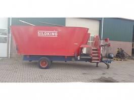 voedermachine SILOKING voermengwagen VM 18 DUO