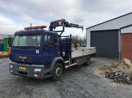 kraanwagen MAN L89 2004