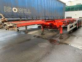 chassis oplegger Van Hool Container chassis 2008