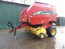 balenpers New Holland BR740 Cropcutter 2003