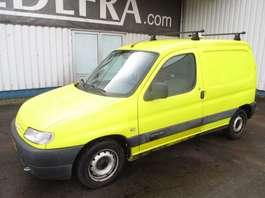 bakwagen bedrijfswagen Citroen Berlingo 1.9D 600 2001