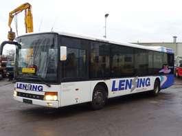 stadsbus Setra S315 NF Passenger Bus 50 Seats Airco Mercedes Engine Good Condition 1999