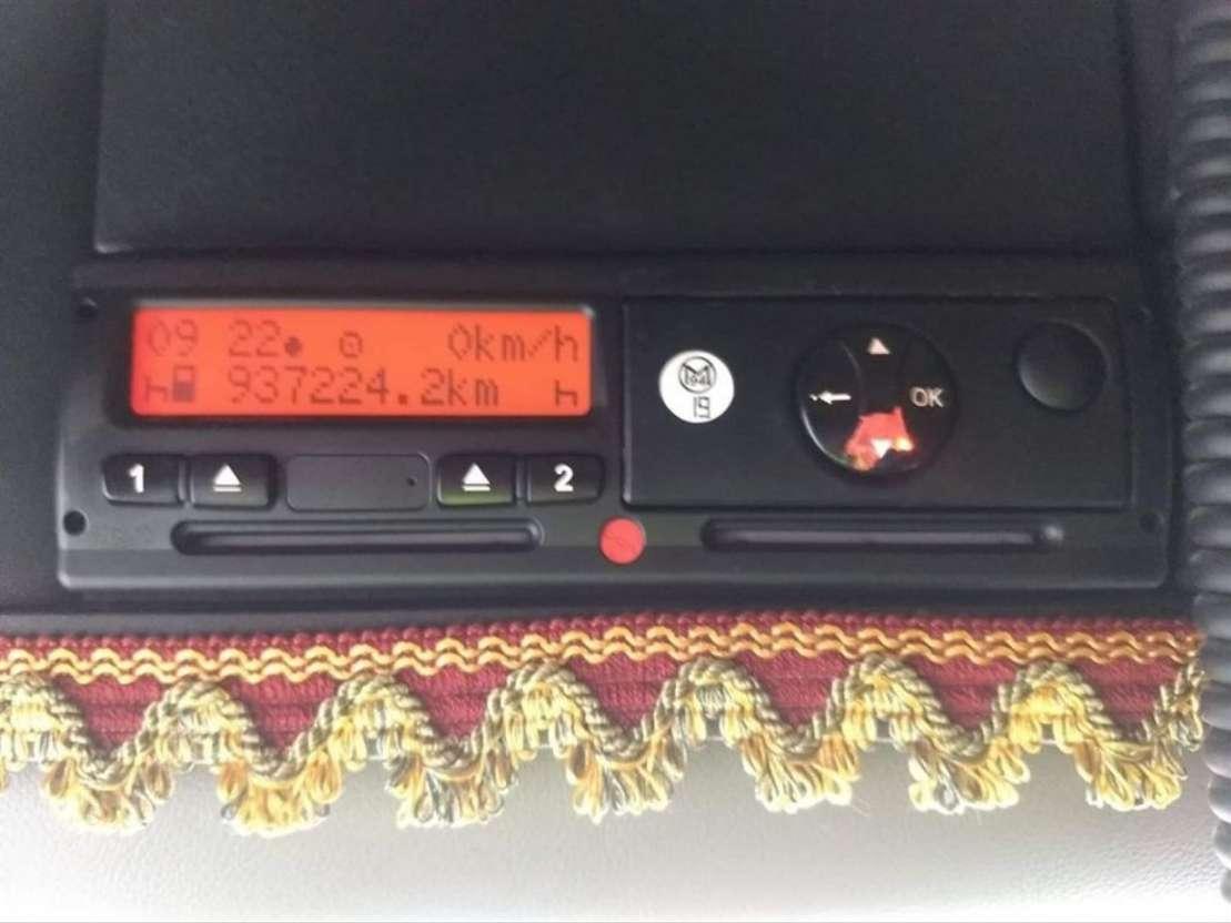 standaard trekker DAF Combi Daf + Krone year 2010 2010