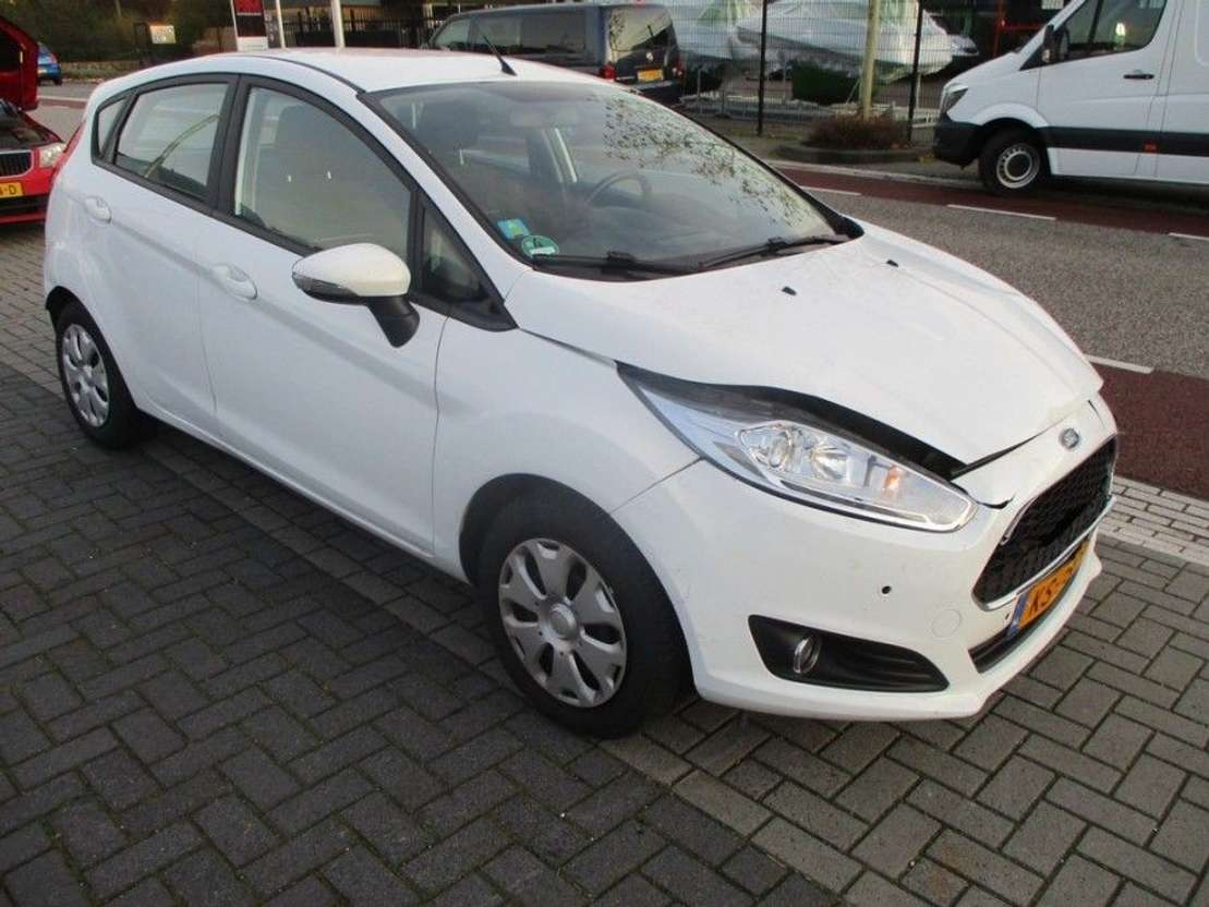 hatchback auto Ford Fiesta 1.5 TDCi Style Ultimate Lease Edition 2016