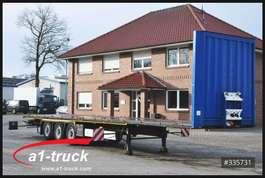 gesloten wissellaadbak Krone SD, Liftachse, Container 1x 40 2x 20 HU 04/2020 2014