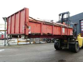 overige containers Container met kleppen