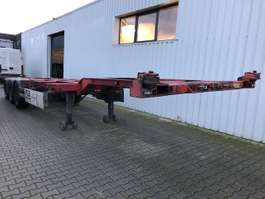 chassis oplegger Renders Containerchassis 2001