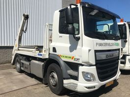 containersysteem vrachtwagen DAF CF 370 FA 4x2 EURO6 2016