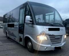 stadsbus Iveco Rapido 70C21 ( 30 SchlafSitze, 317.000 Km ) 2013