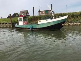 motorboot Marker Rondbouw VD88 1936