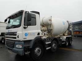 betonmixer vrachtwagen DAF FAD CF 85 410 2010