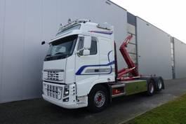 containersysteem vrachtwagen Volvo FH750 6X2 HOOK RETARDER HUB REDUCTION EURO 5 2012