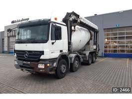 betonmixer vrachtwagen Mercedes Benz Actros 3244 Day Cab, Euro 4 2007