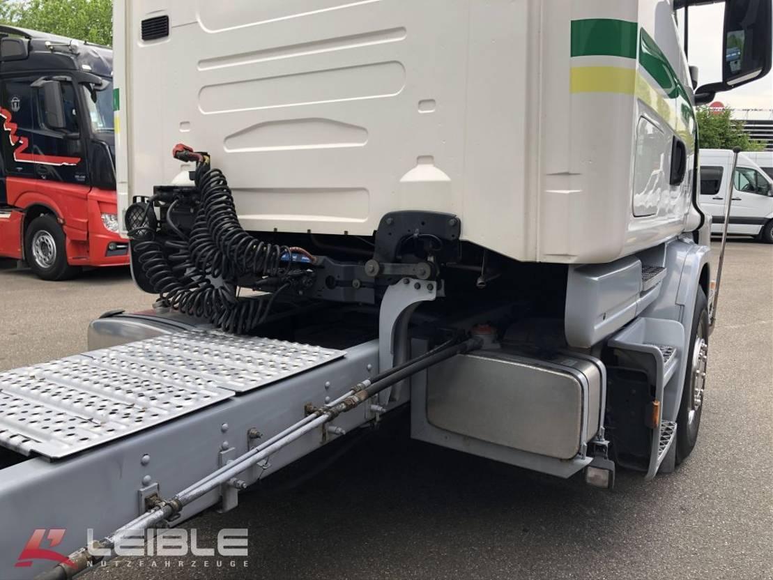 overige trekkers Scania T 420 LA4x2 MNA Hauber / grüne Plakette / ADR / Retarder / Schaltgetriebe 2005