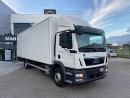 bakwagen vrachtwagen > 7.5 t MAN TGM 15.290 4x2 BL 2017