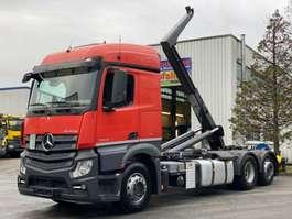 roro trekker Mercedes Benz Actros 2743 6x2 Euro6 ACC Lift Lenk  Meiller