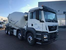 betonmixer vrachtwagen MAN TGS 35.360 8x4 BB-M Betonmixer Cifa 2x 2019