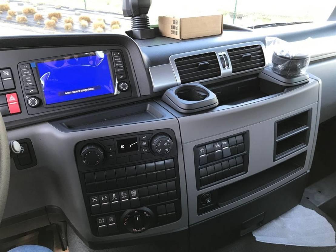 betonmixer vrachtwagen MAN TGS 35.360 8x4 BB-M Betonmixer Cifa 2x 2020