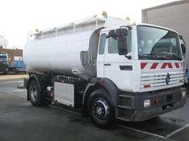 tankwagen vrachtwagen Renault G280 1992