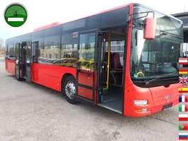 stadsbus MAN A20 NÜ 313 LIONS CLUB KLIMA DPF 2005