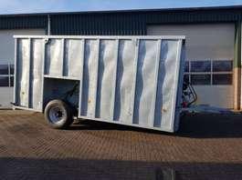 overige vrachtwagen aanhangers Agomac 35 m3 RDW gekeurde mestcontainer 2020