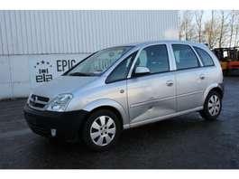 mpv auto Opel Opel Mariva 1.7 CDTI 2004