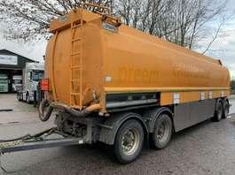 tank aanhanger Stokota Tank/Fuel 38500L 5 Compartments/zimmern Pump 2001