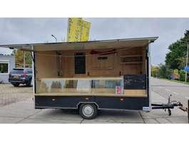overige vrachtwagen aanhangers Dijkstra verkoopwagen