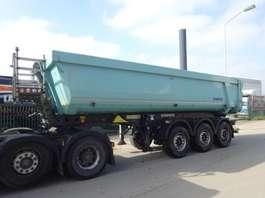 kipper aanhanger Schmitz Cargobull 3 ASSIGE KIPPER TRAILER 2012