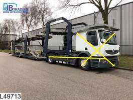 auto transporter aanhanger Lohr Middenas Lohr, Eurolohr Car transporter, Combi 2007